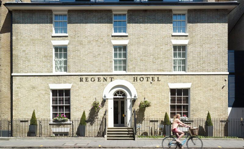 Regent House Hotel Cambridge