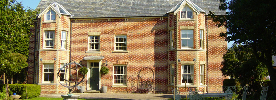 Knapwell Wood Farm - Luxury bed and breakfast