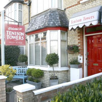 The Cambridge Bed % Breakfast - Tenison Towers