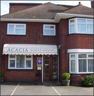 Acacia Guest House - Cambridge