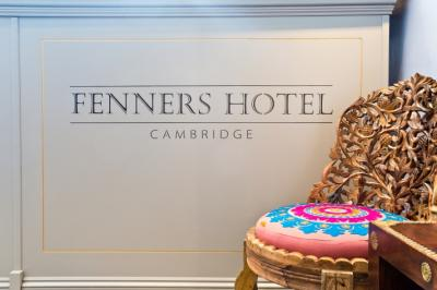 Fenners Hotel Cambridge